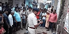 बड़ी खबर : पटना में पत्थर से कूंचकर युवक की हत्या, इलाके में सनसनी