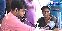 महामारी को रोकने के लिए पटना एम्स के डॉक्टरों ने संभाला मोर्चा, 50 सदस्यों की टीम कर रही ये काम