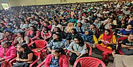 गोल इंस्टीट्यूट ने किया सेमिनार का आयोजन, छात्रों को सिखाया बोर्ड और नीट की परीक्षा में सफलता के गुर
