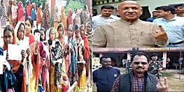 झारखंड चुनाव : दूसरे चरण का मतदान जारी, बीजेपी प्रदेश अध्यक्ष समेत इन दिग्गजों ने डाले वोट