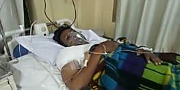 पटना में माइक्रो फाइनांस कंपनी के कर्मी से 1 लाख की लूट, विरोध करने पर मारी गोली