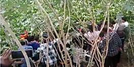 सीतामढ़ी : रेलवे स्टेशन के समीप झाड़ी से बरामद हुआ महिला का शव, रेप के बाद हत्या की आशंका