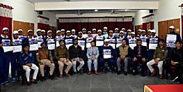 एसएसबी से सेक्टर मुख्यालय में प्रशिक्षण कार्यक्रम का हुआ समापन, 30 युवाओं को किया गया प्रशिक्षित