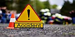नवादा में पिकअप से टकराई अनियंत्रित ट्रैक्टर, एक की मौत, चार घायल