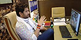 चिराग पासवान ने 243 सीटों पर ज़बरदस्त तैयारी की तेज, ऑनलाइन मीटिंग में दिया बड़ा आदेश
