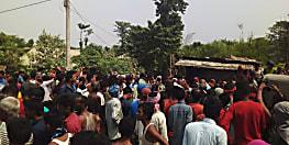 सुपौल : तेज रफ़्तार ट्रक की चपेट में आया युवक, मौके पर हुई मौत