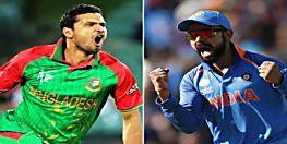बांग्लादेश के जुझारुपन से कोहली इंप्रेस, मुर्तजा की टीम को दिया ये ख़ास 'विराट' संदेश