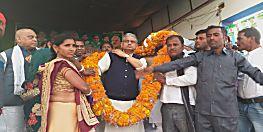 पंडारक में बोले ललन सिंह, राज्य में न तो बड़े न ही छोटे सरकार, बिहार में है नीतीश की सुशासन सरकार