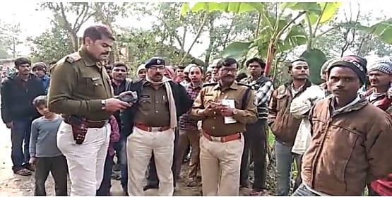 BIG BREAKING : शिवहर में अपराधियों ने की किसान की गोली मारकर हत्या, जाँच में जुटी पुलिस