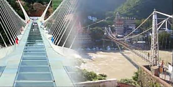 गंगा पर बनेगा देश का पहला ग्लास फ्लोर ब्रिज, सरकार ने  डिजाइन  को दी मंजूरी