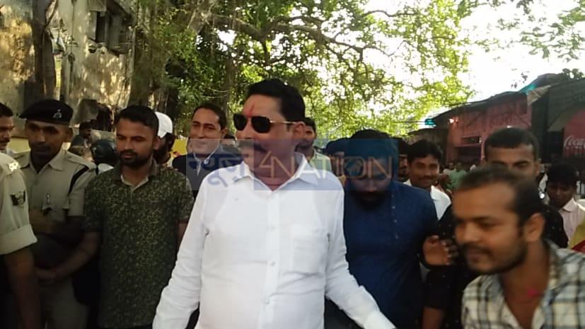 अनंत सिंह को भागलपुर से पटना लेकर पहुंची पुलिस, विधायक की कोर्ट में हो रही है पेशी