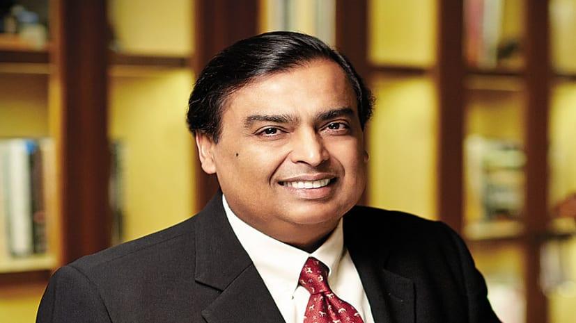 रिलायंस इंडस्ट्रीज के चेयरमैन मुकेश अंबानी ने की घोषणा, पश्चिम बंगाल में 10,000 करोड़ रुपये का अतिरिक्त निवेश करेंगे