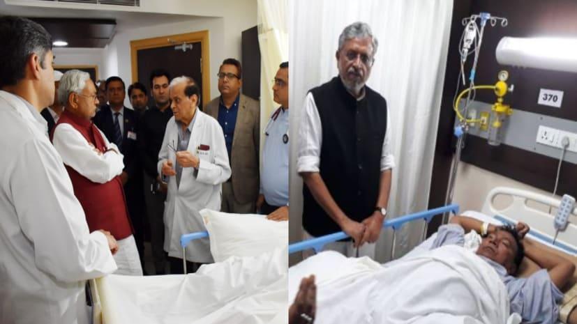 कृष्णनंदन वर्मा का आज होगा ऑपरेशन, स्पाइनल कॉर्ड में फ्रैक्चर की समस्या से जूझ रहे शिक्षा मंत्री