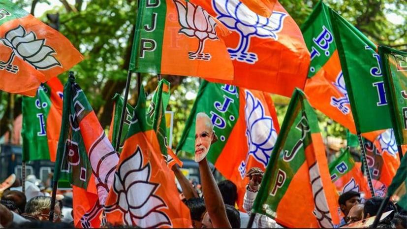 बिहार बीजेपी अध्यक्ष पद के लिए दो नेता कर रहे जबर्दस्त लॉबिंग,लेकिन भाजपा नेतृत्व किसी तीसरे पर लगा सकता है दांव
