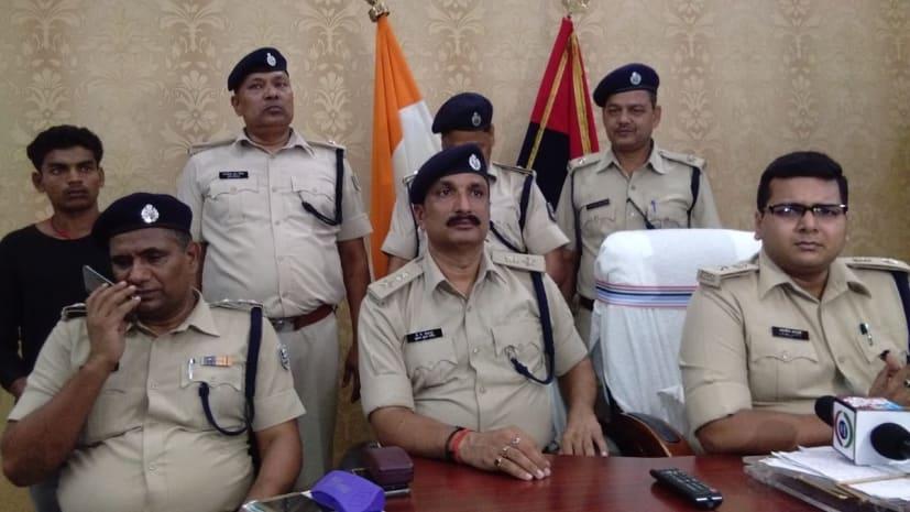 भागलपुर पुलिस को मिली सफलता, अपहरण के चंद घंटे बाद ही युवक को किया बरामद