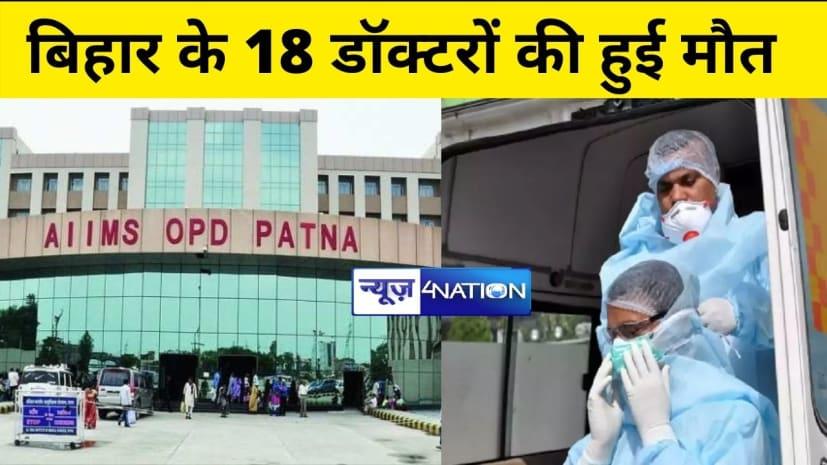 बिहार में कोरोना से अब तक 18 डॉक्टरों की हुई मौत,जिंदगी की जंग हार गए डॉ. डी. एन पोद्दार....