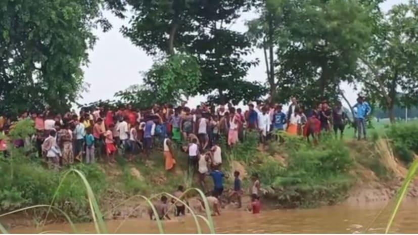 औरंगाबाद में नहर में डूबने से शख्स की मौत, ग्रामीणों ने की मुआवजे की मांग