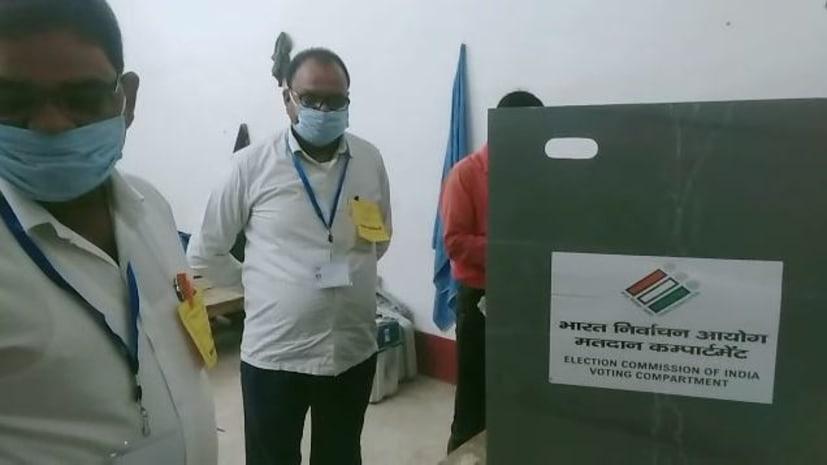 बिहार विधानसभा चुनाव 2020: तीसरे चरण की वोटिंग शुरू, 1204 प्रत्याशी चुनाव मैदान में