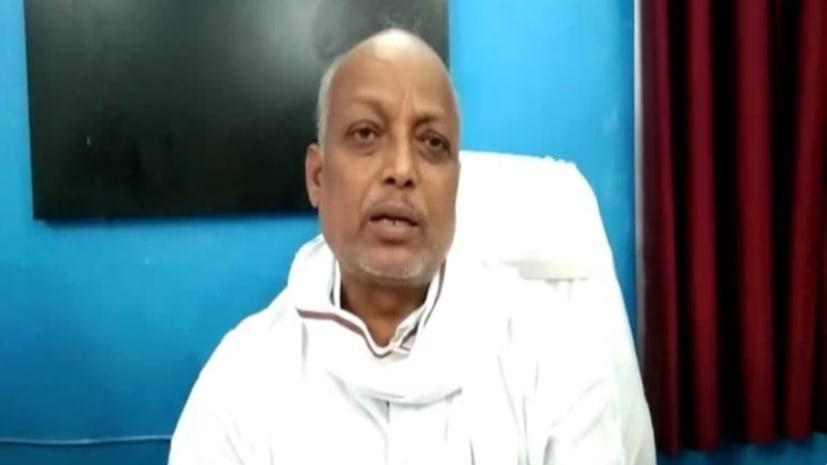 नीतीश के मंत्री पर दर्ज हुआ हत्या के मामले में FIR... राजद समर्थक की गोली मार कर हुई थी हत्या...