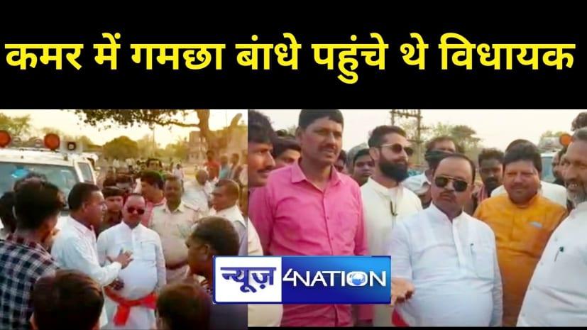 CM नीतीश के बाहुबली विधायक बने बंधकः बंदूक से उड़ा देने की बात करने वाले जेडीयू MLA पहुंचे थे जमीन कब्जा करने...