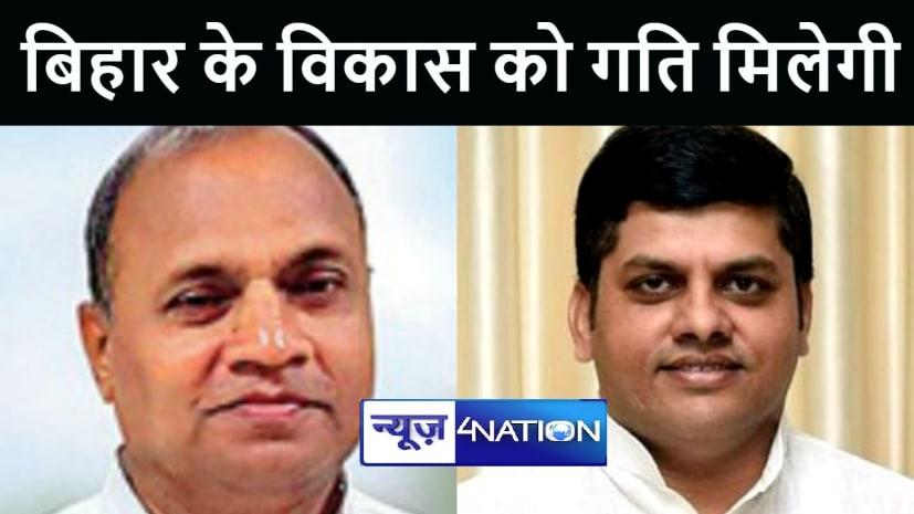 आरसीपी सिंह के मंत्री बनने से बिहार के विकास की गति तेज होगी : रंजीत झा