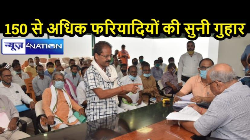 डिप्टी CM तारकिशोर प्रसाद की खरी-खरीः प्रजातंत्र में जनता ही मालिक, प्रशासन का संवेदनशील होना बेहद जरूरी