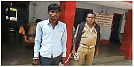 बेस कैम्प हमले के आरोपी नक्सली महेश यादव को पुलिस ने दबोचा