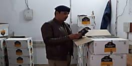 मुजफ्फरपुर में वार्ड पार्षद के मकान से 400 लीटर शराब बरामद, जाँच में जुटी पुलिस