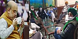 किसान आंदोलन :  सरकार और संगठनों के बीच फिर नहीं बनी बात, आज सरकार देगी लिखित प्रस्ताव, 12 बजे सिंधु बॉर्डर पर होगी बैठक