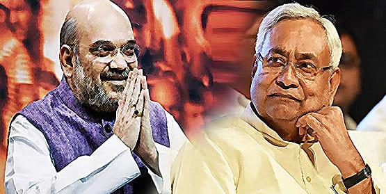 बड़ा खुलासा : अमित शाह ने 3 बार किया फोन लेकिन नीतीश कुमार ने कर दिया इंकार...