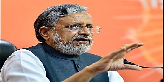 सुशील मोदी बोले-  प्रधानमंत्री को पत्र लिखने वाले 49 लोगों पर देशद्रोह के मुकदमे से भाजपा का कोई वास्ता नहीं