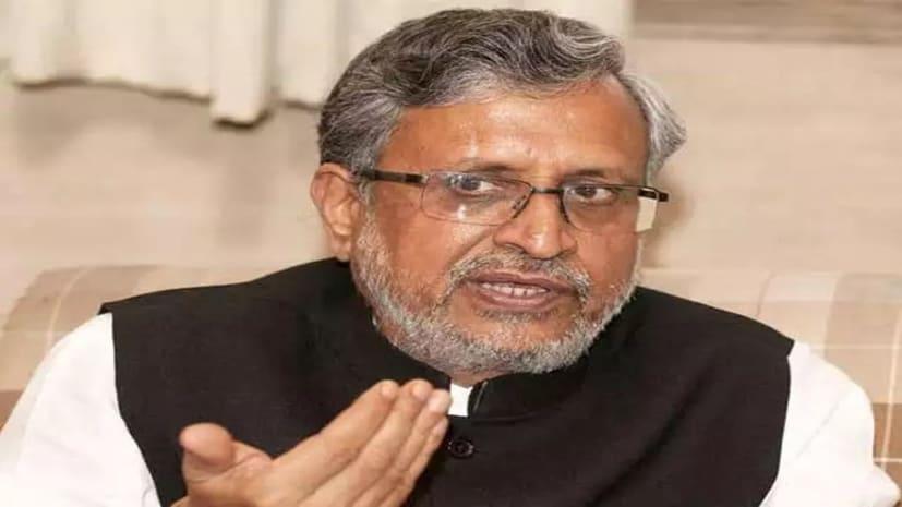 सुशील मोदी बोले- जीएसटी लागू होने के दूसरे वर्ष बिहार के राजस्व संग्रह में 26.17% की बढ़ोतरी