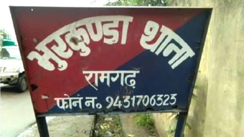 रामगढ़ में चारकोल से लदे तीन ट्रक जब्त, जांच के लिए टीम गठित