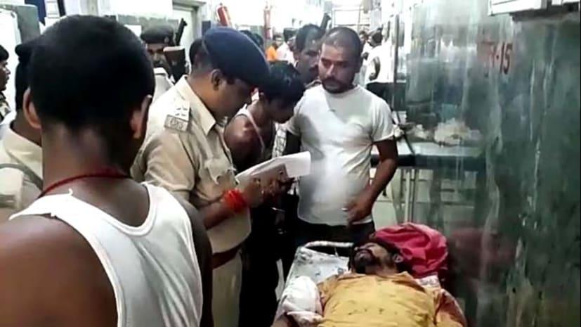 पारिवारिक विवाद में युवक की गोली मारकर हत्या, मामले की छानबीन में जुटी पुलिस