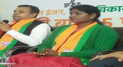भाजपा की डबल इंजन वाली सरकार में गरीबों का सपना साकार, महिलाओं को मिला सम्मान: आशा लकड़ा