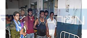 तीन दोस्तों ने मिलकर अपने ही दोस्त पर किया चाकू से हमला, चिंताजनक हालत में अस्पताल में भर्ती
