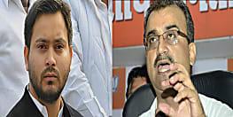 तेजस्वी ने PM मोदी पर बोला हमला, तो मंगल पांडेय ने कहा उड़ जाएगी RJD