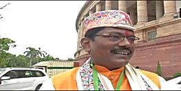लोकसभा में उठा बिहार में सूखा का मुद्दा, बीजेपी सांसद ने निपटने के लिए ठोस कदम की मांग की