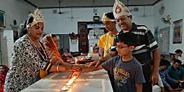 दिगंबर जैन समाज ने किया अष्ठानिका महापर्व का आयोजन, मंदिरों में हुई पूजा-अर्चना