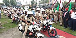 होंडा कंपनी ने धनबाद पुलिस को दिया 25 बाइक, एसएसपी ने कहा पुलिस की बढ़ेगी विजिबिलिटी