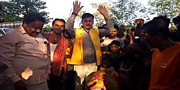 राजमहल विधायक ने एमएलए फंड से किया योजनाओं का शिलान्यास, शोभापुर में बनेगा चबूतरा