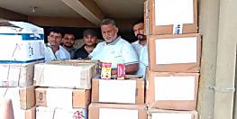 महामारी से लड़ने में पटनावासियों के मदद के लिए आगे आई जन अधिकार पार्टी, जाप नेता ने दी डेढ़ लाख की दवाएं