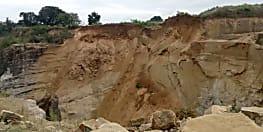 कोडरमा पत्थर खदान से निकाला गया खदान मालिक का शव, दो की तलाश अभी भी जारी