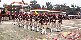मुज़फ़्फ़रपुर पुलिस केंद्र में प्रशिक्षु महिला सिपाहियों का हुआ पासिंग आउट परेड, एसएसपी ने दी शुभकामना
