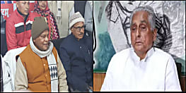 जगदानंद सिंह को मांझी ने दिया जवाब, बोले- ऐसी तानाशाही नहीं चलेगी, तेजस्वी अभी महागठबंधन के नेता नहीं...