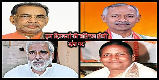 छठे चरण में बिहार के 8 सीटों पर चुनाव, इन दिग्गजों की प्रतिष्ठा होगी दांव पर