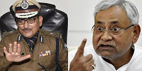 CM नीतीश क्यों हो गए पुलिस के रवैये पर गरम ! DGP को कहा-अब बर्दाश्त नहीं कर सकते..पढ़िए पूरी खबर