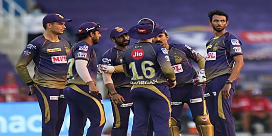 राहुल- मयंक के अर्धशतकों के बावजूद हारा पंजाब, केकेआर को मिली 2 रन से जीत