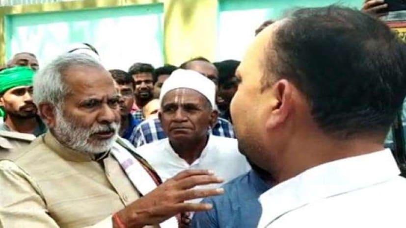 वैशाली में रघुवंश प्रसाद सिंह और एसडीओ के बीच तीखी नोकझोंक,  समर्थकों के साथ समाहरणालय में घुसने पर कहासुनी