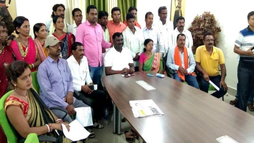 मंत्री के आश्वासन पर पंचायत प्रतिनिधियों ने टाला सामूहिक इस्तीफा का फैसला, पढ़िए पूरी खबर